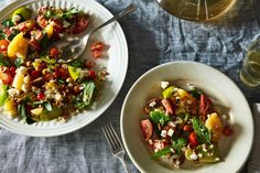 7 Steps for Composing Your Salad Like a Chef on Food52