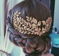 Wedding hairstyles for curly hair. Wedding hairstyles for long hair. Wedding hairstyles for small hair. Hair Dos, Your Hair, Pretty Hairstyles, Wedding Hairstyles, Wedding Updo, Perfect Hairstyle, Greek Hairstyles, Updo Hairstyle, Hairstyle Ideas