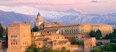 I went to La Alhambra in Granada, Spain in 1997 & 2010 Beautiful Castles, Beautiful Places, Alhambra Spain, Amsterdam, Asturian, Carcassonne, Need A Vacation, New York, Andalusia