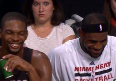 Miami Heat in Preseason 2013