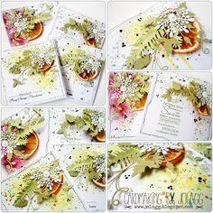 Cardmaking by jolagg: Kolejne... chyba ostatnie kartki bożonarodzeniowe....