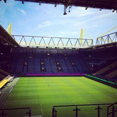 Borussia Dortmund's Signal Iduna Park.