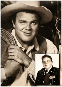 Dan Blocker December 10 1928 May 13 1972 was drafted into the United States Army during the Korean War He served as an Infantry sergeant in F Company Battalion Hollywood Actor, Hollywood Stars, Classic Hollywood, Old Hollywood, Famous Veterans, Bonanza Tv Show, The Lone Ranger, Tv Westerns, Military Veterans