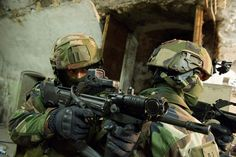 French soldiers from groupement commando montagne (GCM) during exercise STEPHANE, 2012.