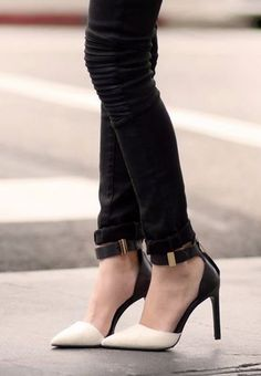 NEED these heels from Dolce Vita