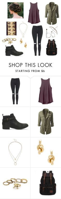 """The Walking Dead Tasha Dixon"" by hannah-chapman-i ❤ liked on Polyvore featuring Topshop, RVCA, Office, Sole Society and Balenciaga"
