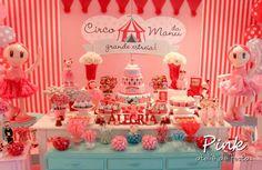 Festa Circo, Circus Party, Circo, rosa, festa, circus, pink,party, decoration, decoração, pink atelie de festas