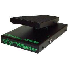 Morley PLA Steve Vai Little Alligator Optical Volume Pedal by Morley. $81.05