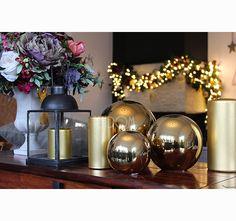 kula dekoracyjna ceramiczna Gold www.tendom.pl