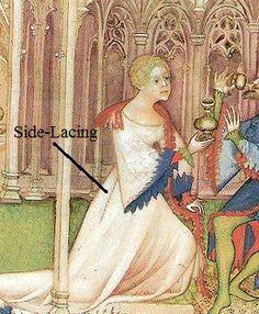 Tacuinum Sanitatis, Lombardy, 1390s. Side laced