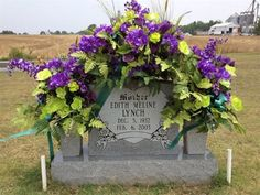 Floral Silk Blooms - Slide Show Grave Flowers, Cemetery Flowers, Funeral Flowers, Silk Flowers, Funeral Floral Arrangements, Flower Arrangements, Altar, Cemetary Decorations, Funeral Sprays