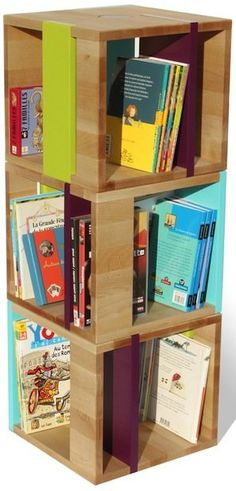 Nonah – groovy storage furniture for cool kids - http://babyology.com.au/furniture/nonah-groovy-storage-furniture-for-cool-kids.html
