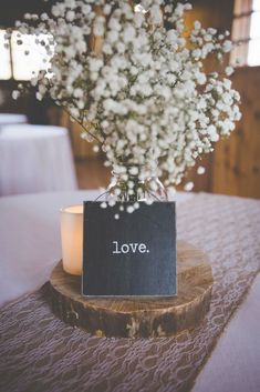 Baby's Breath Flowers are a popular trend in weddings. Take a look at these inspirational photos for ways to incorporate baby's breath into your wedding. Elegant Wedding, Diy Wedding, Rustic Wedding, Wedding Flowers, Trendy Wedding, Wedding Vintage, Wedding Ideas, Wedding Simple, Wedding Lace