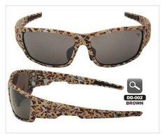 Duck Dynasty Wear Camouflage Sunglasses DD-002 Brown Original