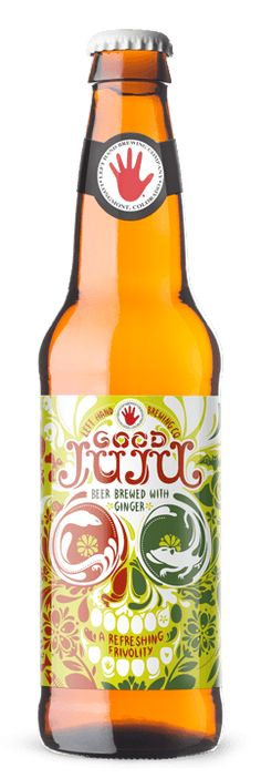 This light golden beer is brewed with pungent ginger, which will give your tastebuds a love bite.   - Delish.com