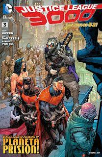 Leer Comics Online : Justice League 3000