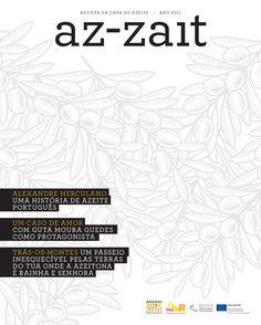 Az-zait Magazine - Casa do Azeite | by Plot Content Agency