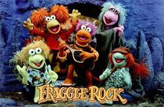 loved Fraggle Rock!