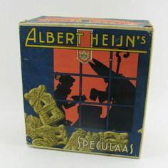 Speculaasblik Albert Heijn
