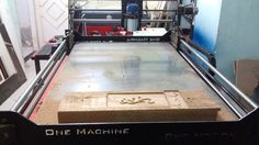Router Cnc One Machine 800
