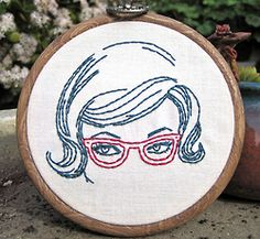 I have done soooo many needlepoint projects. lol...I would threaten to make my kids a needlepoint pic for their B-Day if they weren't minding me.