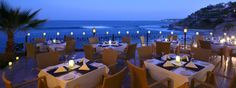 Seven Seas Seafood Grille ~ in the Cabo Surf Hotel ~ beautiful view...fantastic food