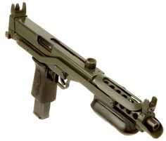 Cobra Carbine 9mm (Rhodesia) - www.Rgrips.com Find our speedloader now! http://www.amazon.com/shops/raeind