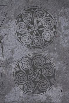Viking picture stones