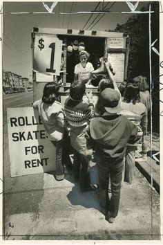 When roller skating ruled the Bay Area (photos) - The Poop