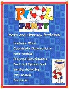 Need some end of the year activities for your class