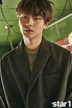 Khottie of the Week: Yook Sung Jae Yook Sungjae Cute, Im Hyunsik, Yook Sungjae Goblin, Asian Actors, Korean Actors, Sung Lee, Yook Sung Jae, Yongin, Star Magazine