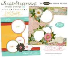 Easy-As-Pie Template Challenge {ONE}