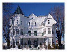 Victorian Architecture 2 - Saint-Hyacinthe, Quebec