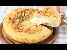 FOCACCIA DI PATATE in padella CON CUORE FILANTE | Torta salata | RICETTA FACILE Potato Focaccia - YouTube