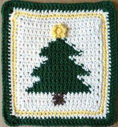 Best Free Crochet » #232 Tannenbaum Crochet Dishcloth – Maggie Weldon Maggies Crochet