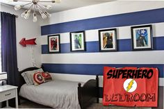 @Missy Camilleri   super heroes bedroom...:-)