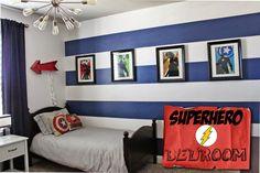 @Missy Camilleri   super heroes bedroom...:-)