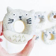 Totoro donuts!