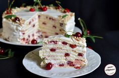 Vanilla Cake, Biscuits, Ice Cream, Bread, Cakes, Cooking, Easy, Desserts, Food