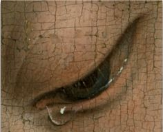 sorrowful eye