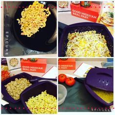 Raw to ready in 20 minutes. No need for Hamburger helper. Eat clean with Epicure. Know what's in your food. Mac And Cheese Casserole, Mac Cheese, Epicure Recipes, Healthy Recipes, Epicure Steamer, Mexican Mac And Cheese, Breakfast Recipes, Dinner Recipes, Steamer Recipes
