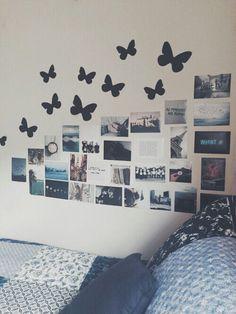 Bedroom Photo Collage