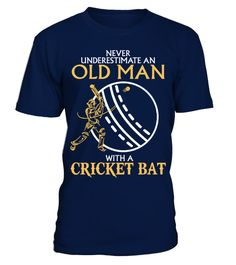 """# Old Man with Cricket Bat .  Special Offer, not available anywhere else!      Available in a variety of styles and colors      Buy yours now before it is too late!      Secured payment via Visa / Mastercard / Amex / PayPal / iDeal      How to place an order            Choose the model from the drop-down menu      Click on """"Buy it now""""      Choose the size and the quantity      Add your delivery address and bank details      And that's it!"""