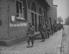 1945 - Nordrhein-Westfalen , Bocholt