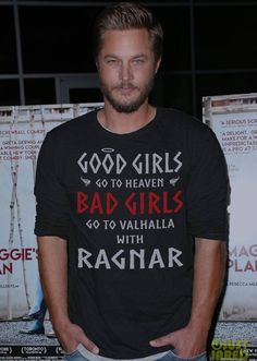 Discovered by Miss Fahrenheit. Find images and videos about vikings, travis fimmel and ragnar on We Heart It - the app to get lost in what you love. Bordados Viking, Ivar Vikings, Thursday Inspiration, Vikings Travis Fimmel, Travis Vikings, Viking Quotes, Vikings Tv Show, Vikings 2016, Plus Tv