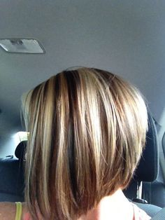 Love this! But, with red instead of brown, maybe!