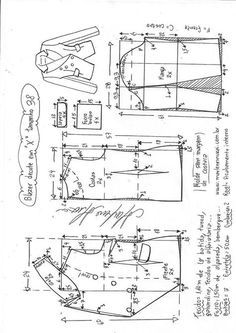 How to sew a T-shirt for Men - Sewing Method T Shirt Sewing Pattern, Blazer Pattern, Jacket Pattern, Baby Dress Patterns, Coat Patterns, Clothing Patterns, Vogue Patterns, Sewing Lessons, Sewing Hacks