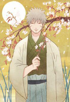 Tobirama senju her really hunny when he's around his older brother hashirama senju