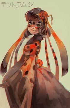 Chinese ladybug by sliveyn