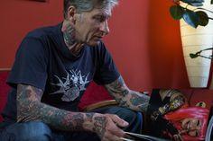 Peter Ziguri is one of few original Berliners in tattoo business. Read his interview.